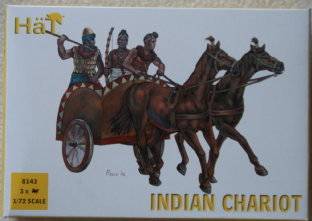 HaT 1/72 HAT8143 Indian Chariots (Ancients)